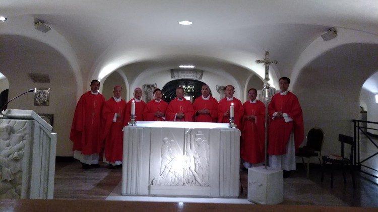 Hội nghị các vị Giám Đốc các Hội Giáo Hoàng truyền giáo Á châu