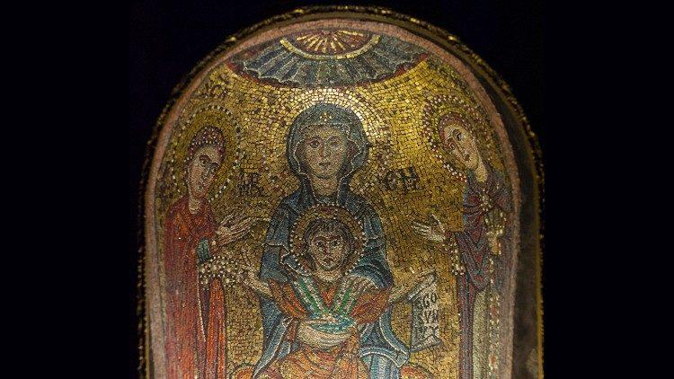 Lễ Đức Trinh Nữ Maria, Mẹ Hội Thánh