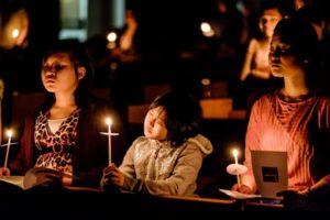 Niềm vui của người trẻ trong biến cố Phục Sinh