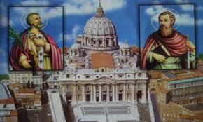 Cung hiến thánh đường Thánh Phêrô và Thánh Phaolô