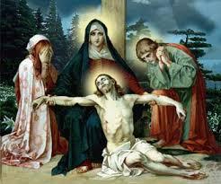 Cùng Mẹ đón nhận thập giá
