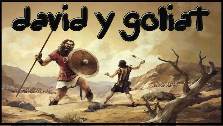 Cuộc chiến giữa Đavít & Gôliát – cuộc chiến đức tin