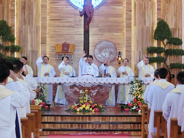 Đai hội giáo lý toàn quốc lần V - 2017 :  Bế mạc Đại Hội