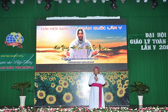 Đại Hội Giáo Lý toàn quốc lần V : Ngày khai mạc (28.8.2017)