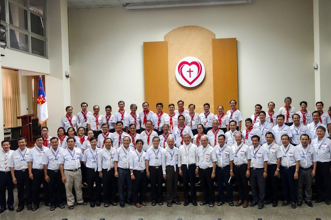 Đại Hội Tuyên Úy và Huynh Trưởng Thiếu Nhi Thánh Thể toàn quốc
