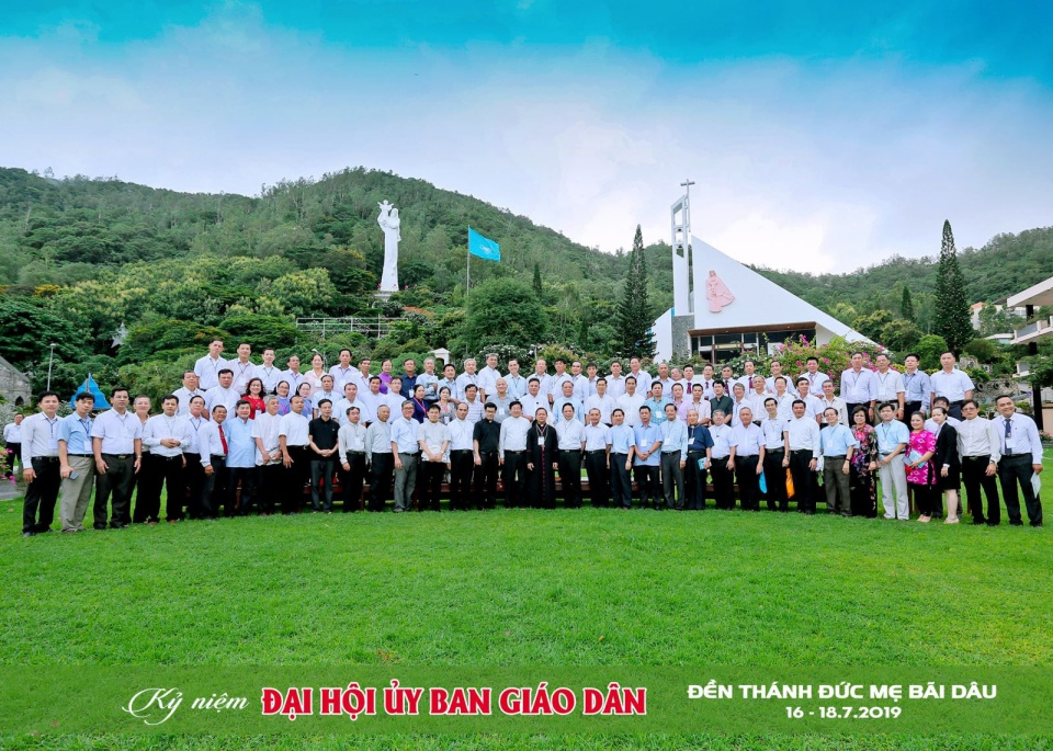 Đại hội Ủy Ban Giáo Dân (HĐGMVN) lần thứ 1 tại Bãi Dâu, Vũng Tàu