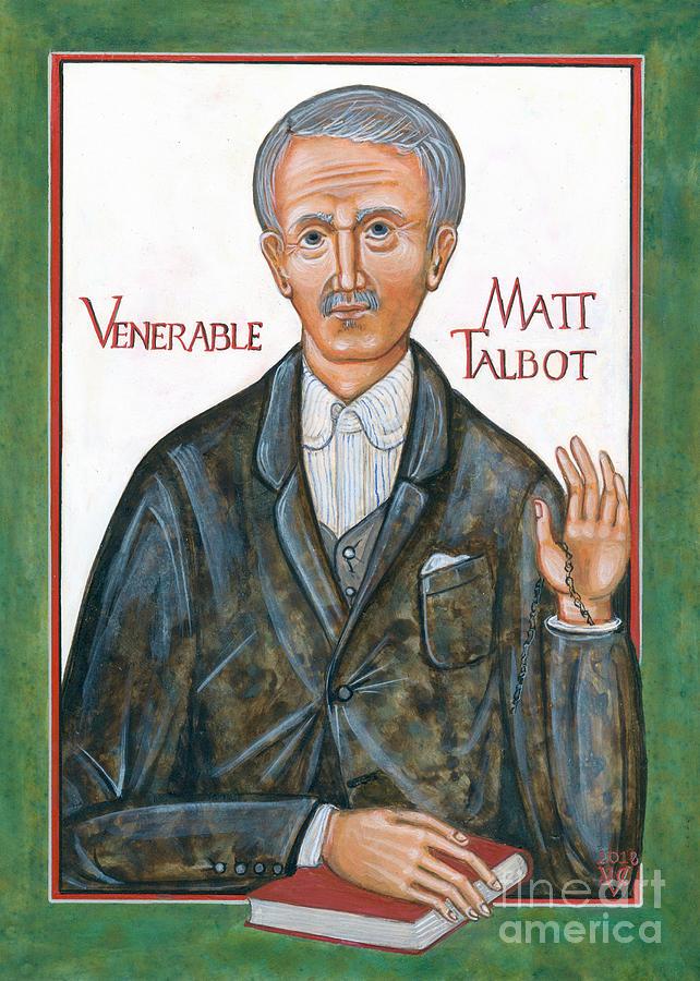 Đấng Đáng Kính Matt Talbot (1856-1925)