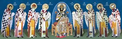 Danh sách của 35 vị thánh Tiến Sĩ Hội Thánh