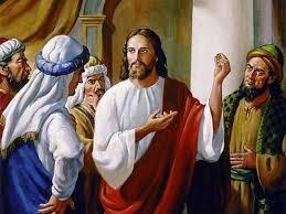Dấu lạ Giêsu.