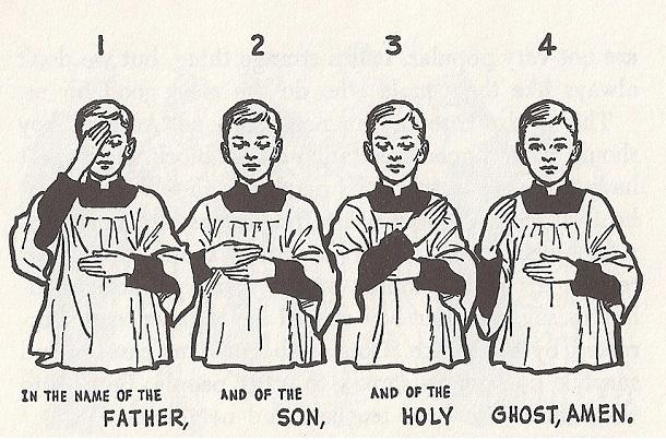 Dấu Thánh Giá đối với kitô hữu
