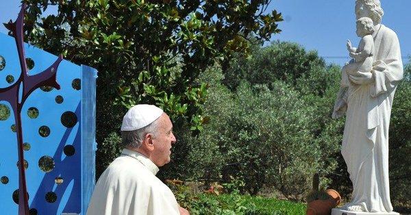 Để gần Thánh Giuse hơn, chúng ta suy niệm các sự vui của Thánh Giuse