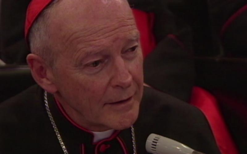 ĐGH Phanxicô đã trục xuất Theodore E. McCarrick khỏi chức linh mục