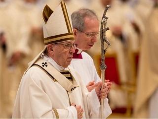 ĐGH Phanxicô: Ngai vàng của Đức Kitô là thập giá.
