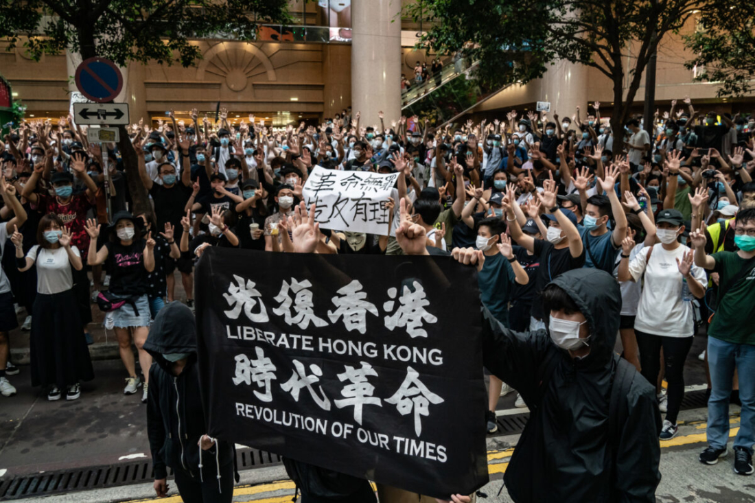 ĐHY Bo cảnh báo chống lại luật an ninh mới của Trung Quốc đối với Hồng Kông