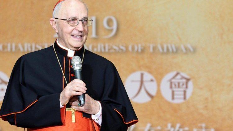 ĐHY Fernando Filoni: Tháng Truyền giáo Ngoại thường không khép lại mà tiếp tục hành trình hoán cải truyền giáo
