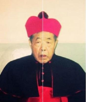 Đi trọn con đường khổ giá, 2 Giám mục Trung Hoa vừa qua đời.