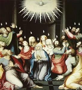 Điều gì dã xảy ra trong ngày lễ Ngũ tuần?