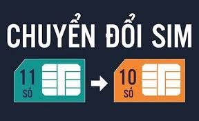 Đổi thuê bao 11 số thành 10 số, người dùng cần chuẩn bị gì?