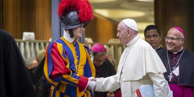 Đội vệ binh Thụy Sĩ của Đức giáo hoàng