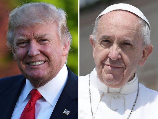 Donald Trump sẽ đến Vatican?