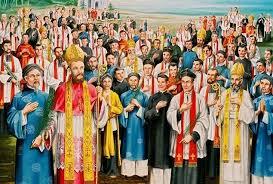 Dòng dõi các Thánh Tử Đạo