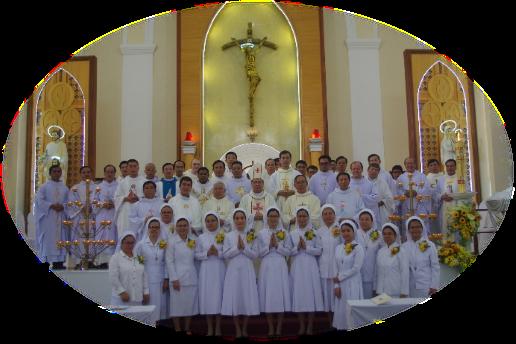 Dòng Nt Bác Ái Thánh Carôlô Bôrômêô tuyển sinh