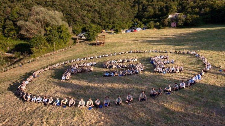 Hướng đạo sinh châu Âu sẽ gặp Đức Phanxicô ngày 3 tháng 8