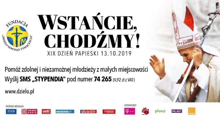 """""""Ngày Giáo hoàng Gioan Phaolô II"""" lần thứ 19 tại Ba Lan"""