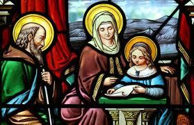 Thánh Gioan Kim và Thánh Anna