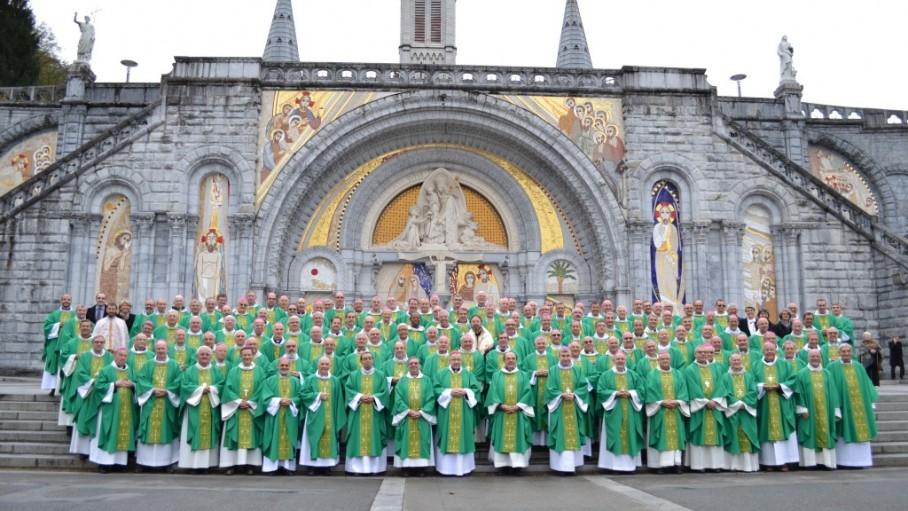 Đại hội mùa thu của Hội đồng Giám mục Pháp tại Lộ Đức