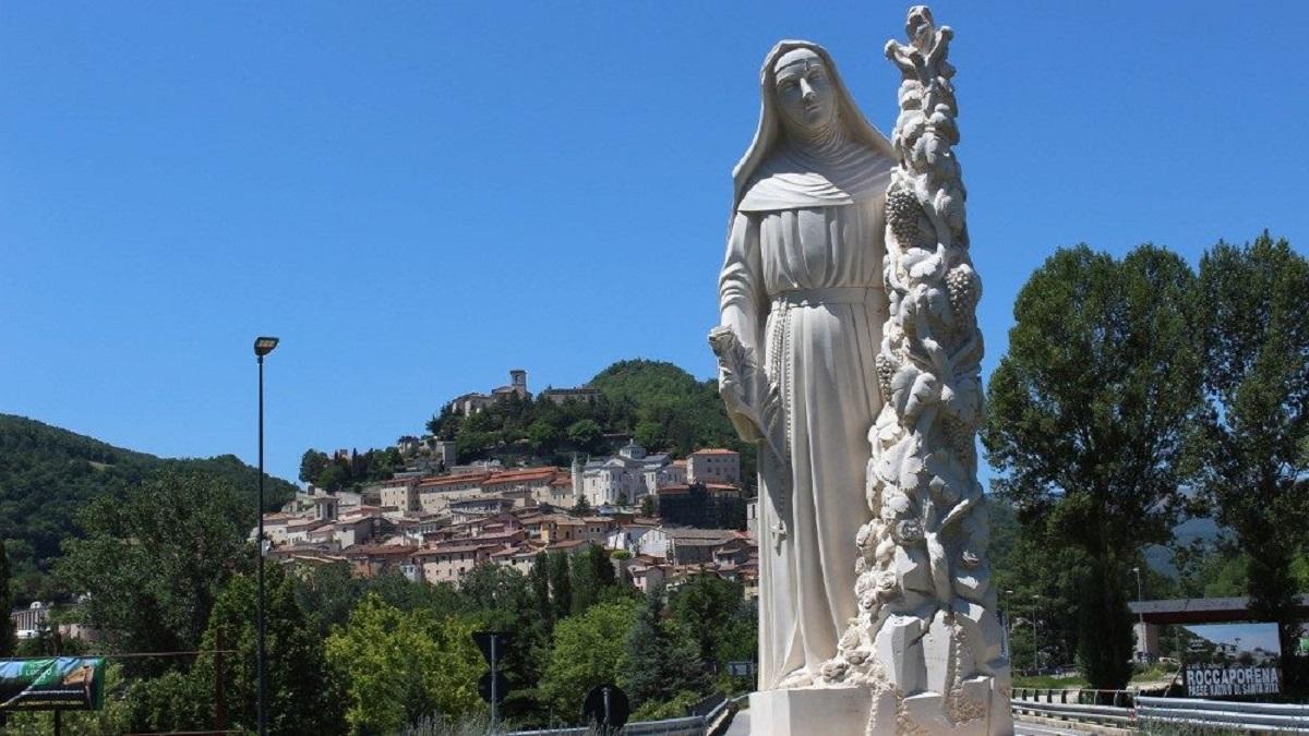 ĐTC cám ơn các nữ đan sĩ ở Cascia vì những hoa hồng Thánh Rita