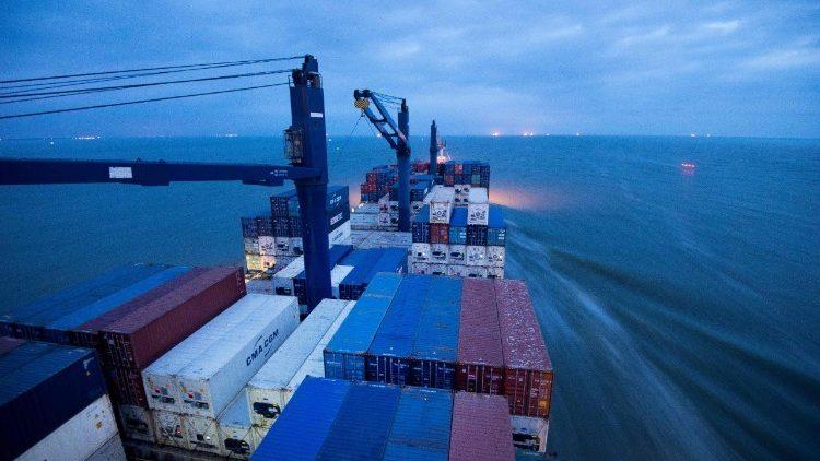 ĐTC gởi sứ điệp đến Hiệp hội Hàng hải Kitô giáo Quốc tế