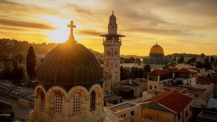 ĐTC mời gọi người Công giáo Trung Đông