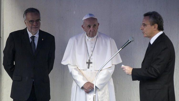 ĐTC Phanxicô cám ơn Cộng đồng thánh Egidio đã giúp người nghèo giữa cơn đại dịch