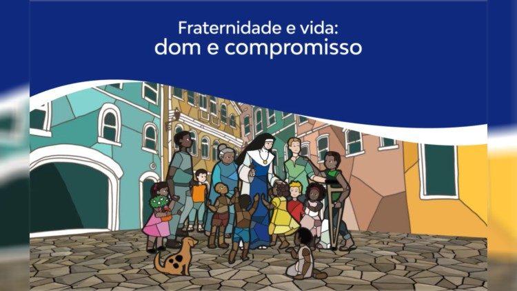 ĐTC Phanxicô gửi Sứ điệp cho Chiến dịch Huynh đệ ở Brazil