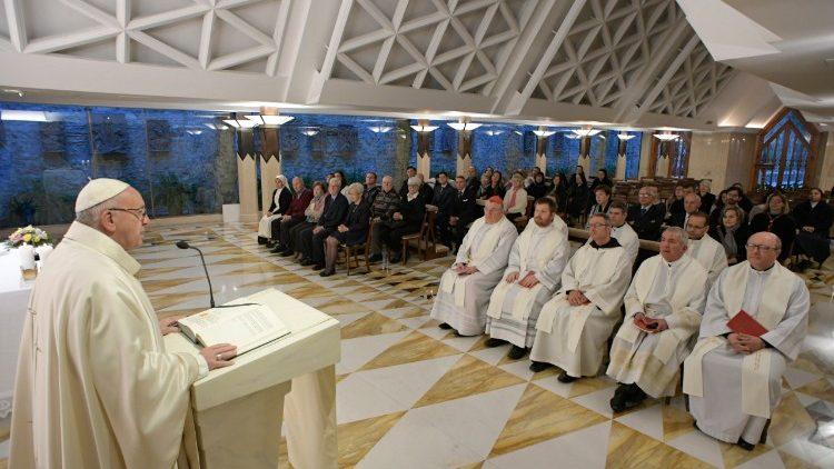 ĐTC Phanxicô khẳng định: Giáo hội cần nhiều tiên tri