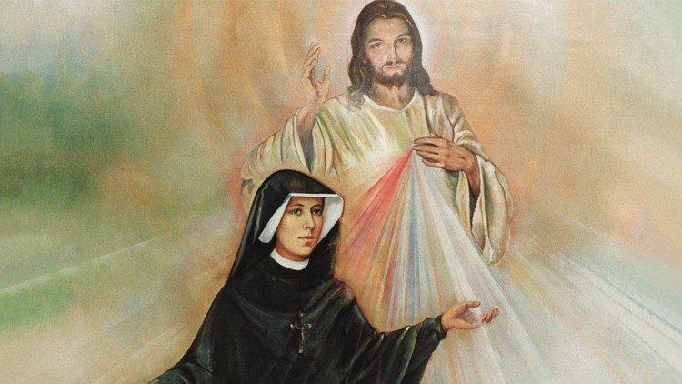 """ĐTC Phanxicô mời gọi hãy truyền ngọn lửa """"tình yêu thương xót"""" của Chúa Giêsu"""