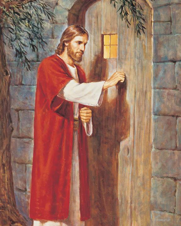 Dụ ngôn cánh cửa của quả tim hay làm thế nào để gặp Chúa?