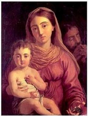 Đức Bà Núi Camêlô
