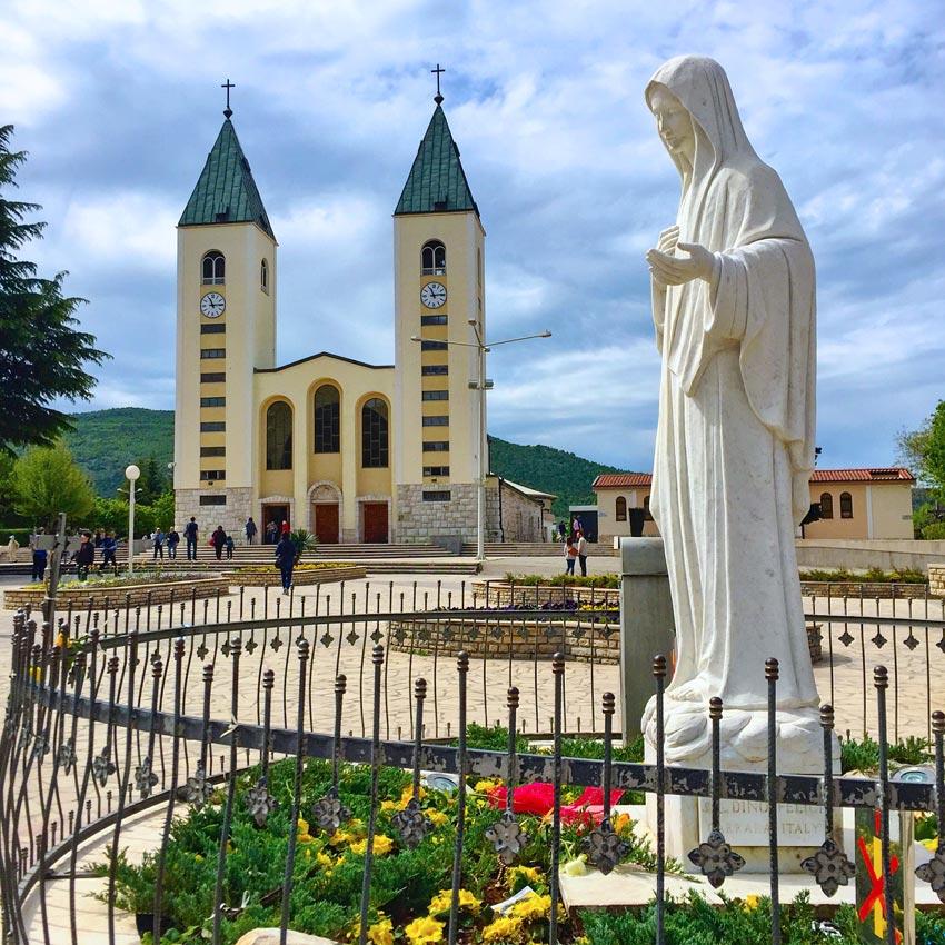 Đức cha đặc sứ tại Medjugorje: Nơi này không còn là nơi bị nghi ngờ