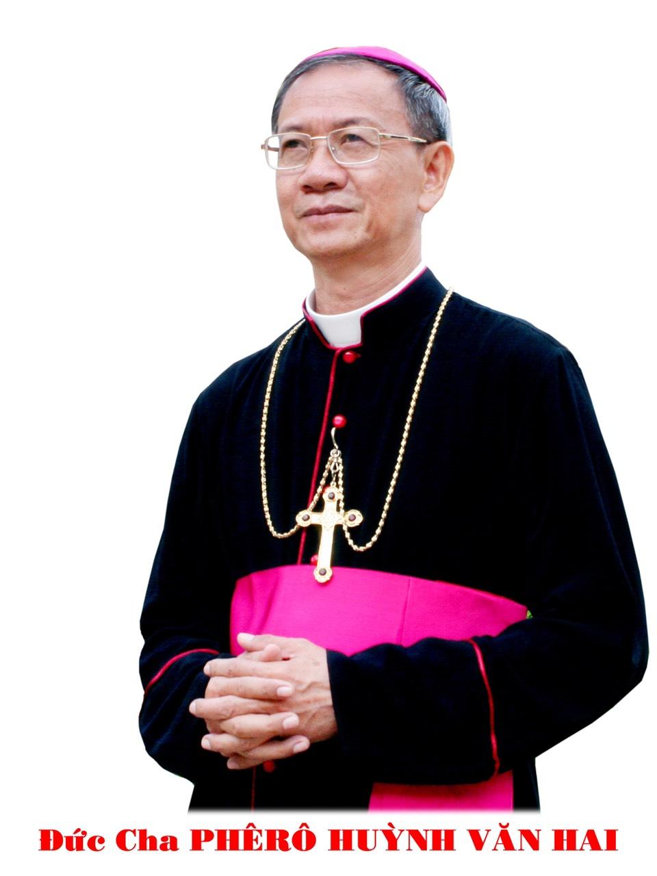 Đức Cha Phêrô Huỳnh Văn Hai