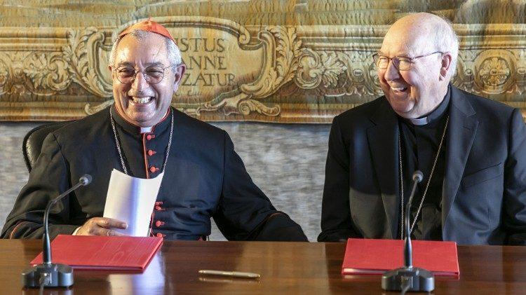 Đức Hồng y giám quản Roma mời gọi cầu nguyện cho ơn gọi và cho các linh mục