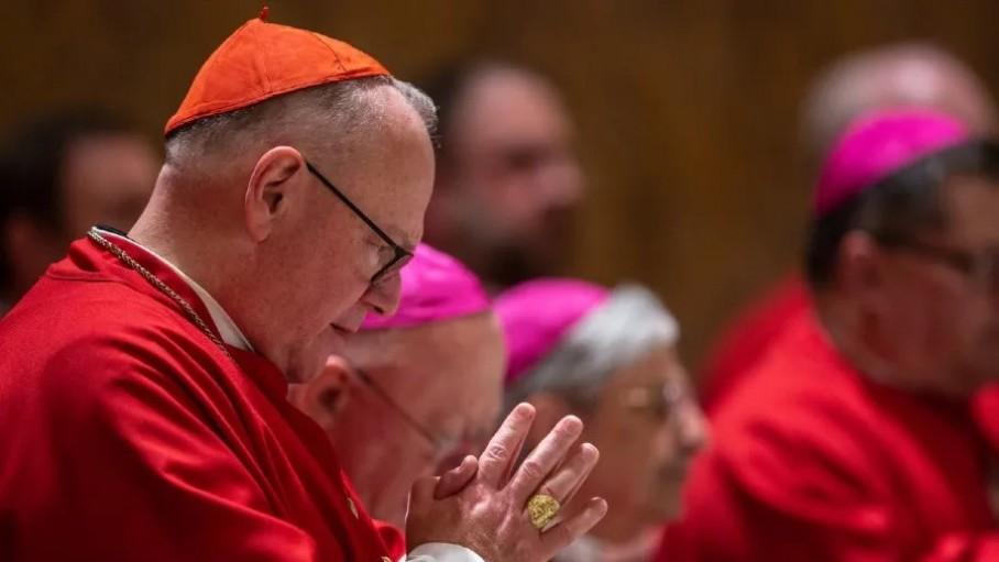 Đức Hồng y Dolan xác định bảy nguyên tắc cho tiến trình chuẩn bị Thượng Hội đồng Giám mục năm 2023