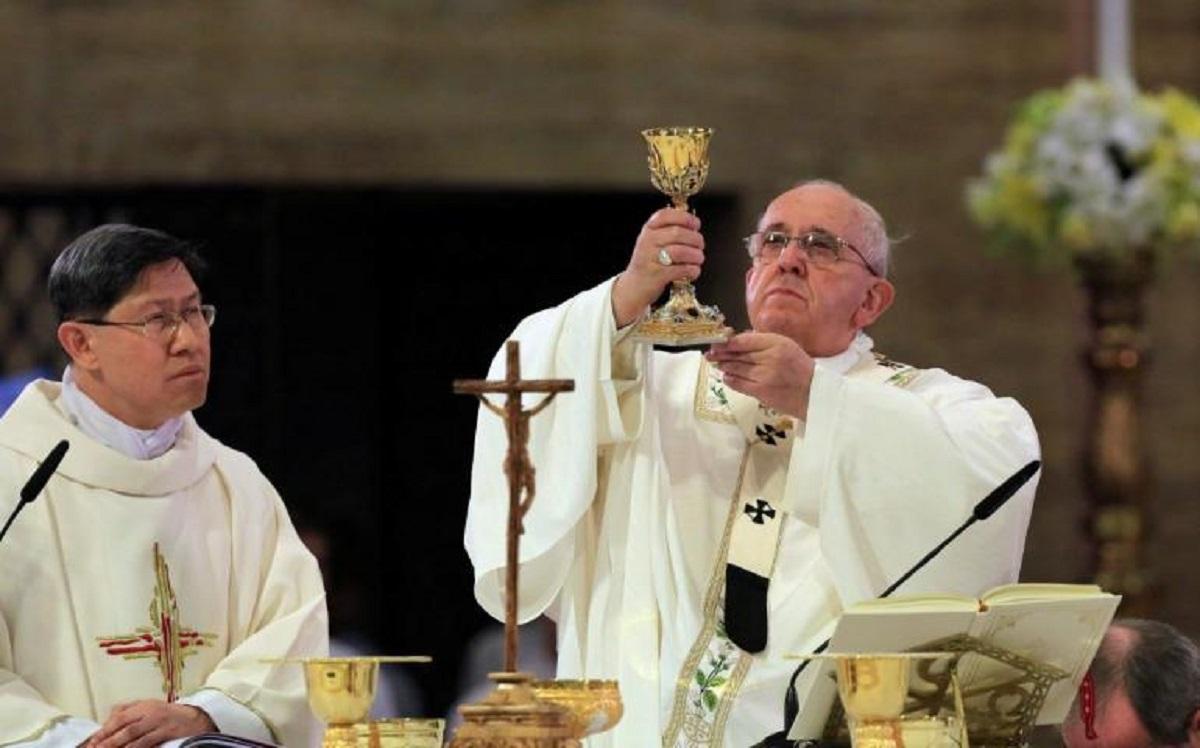 Đức Hồng Y Tagle: Đức Giáo Hoàng Phanxicô tỏ lộ