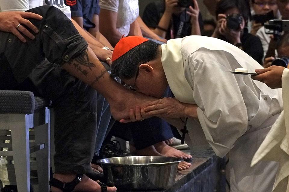 Đức Hồng y Tagle kêu gọi dùng văn hóa yêu thương để chống văn hóa sự chết