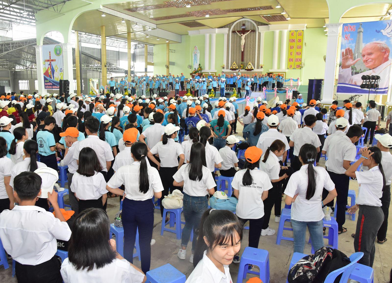 Đức Kitô cứu người trẻ
