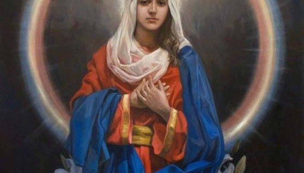 Đức Maria có biết mình không mắc tội nguyên tổ không?