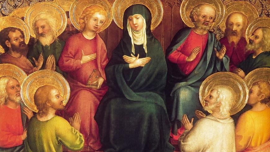 Đức Maria, hiền mẫu và gương mẫu của linh mục - tt