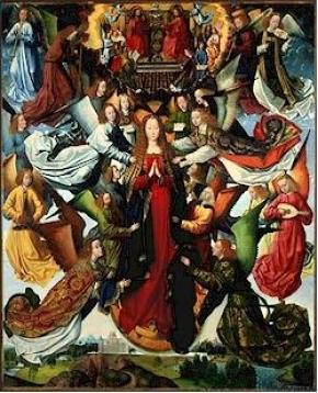 Đức Maria Nữ  Vương