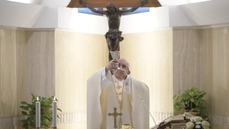 Đức Thánh Cha cảnh báo trước cảnh chuộng tiền của trong Giáo hội
